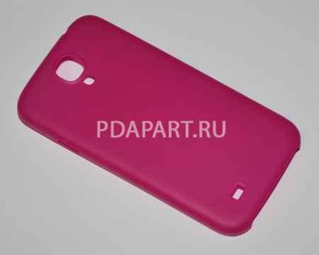 Купить Чехол Samsung Galaxy S4 i9500 - ENSI ультра тонкий 0.3мм розовый
