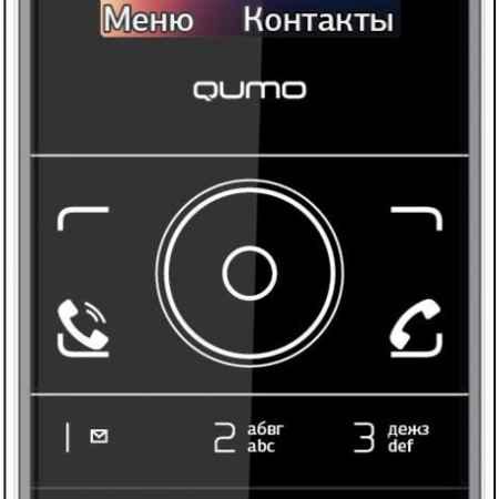 Купить Qumo Push mini (черный)