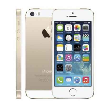 Купить Смартфон Apple iPhone 5S 16Gb Gold золотой ME434RU/A