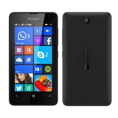 Купить Смартфон Microsoft Lumia 430 Dual Sim Black (A00024479)
