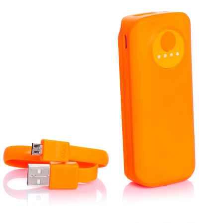 Купить Дополнительная батарея Ebai Mobile power for iPhone 5000mAh (Orange)