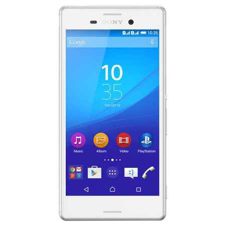 Купить Смартфон Sony E2333 Xperia M4 Aqua Dual LTE White, белый