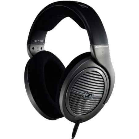 Купить Sennheiser HD 518 Black