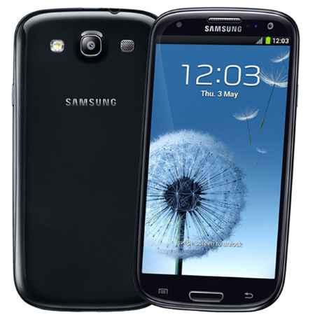 Купить Samsung Galaxy S3 Duos GT-I9300I Onyx Black