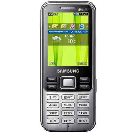 Купить Samsung GT-C3322 Midnight Black