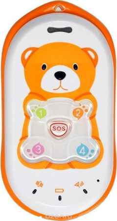 Купить BB-Mobile Baby Bear, Orange