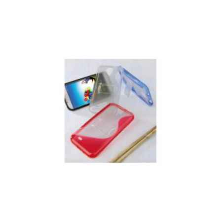 Купить Чехол Hama для Galaxy S 4 функция подставки пластик прозрачный 00122997