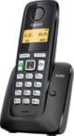 Купить Радиотелефон Gigaset A220 RUS Black
