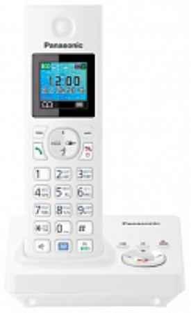 Купить Радиотелефон Panasonic KX-TG7861 (белый)