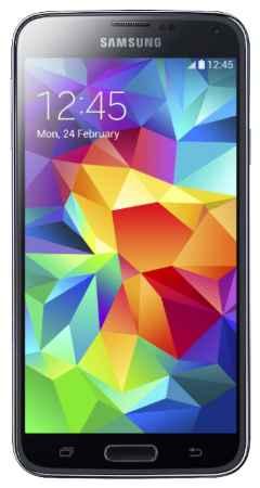 Купить Телефон Samsung Galaxy S5 Duos 16GB SM-G900FD (Черный)