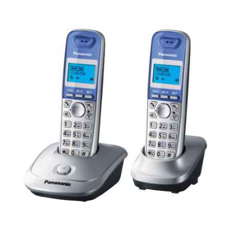 Купить Panasonic KX-TG2512RUS Silver