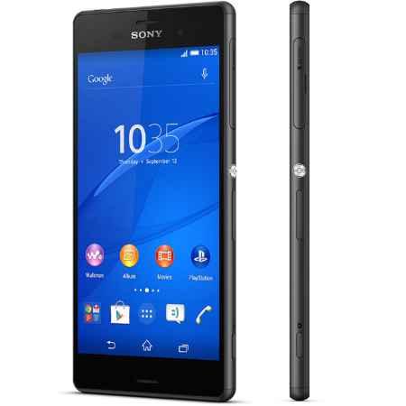 Купить Sony D6633 Xperia Z3 Dual Black