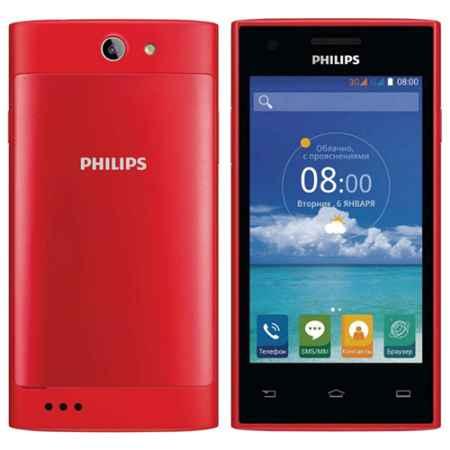 Купить Philips Xenium S309 Red