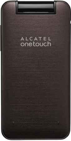 Купить ALCATEL 2012D (темно-шоколадный)