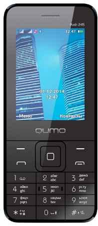 Купить Qumo Push 245 Dual Black