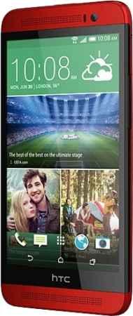 Купить HTC One E8 Dual Sim Red