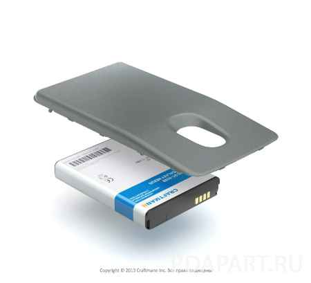 Купить Аккумулятор Samsung Galaxy Nexus i9250 3600mah Craftmann