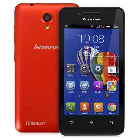 Купить Смартфон Lenovo A319 red