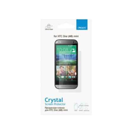 Купить Защитная пленка Deppa для HTC One mini 2 прозрачная 61345