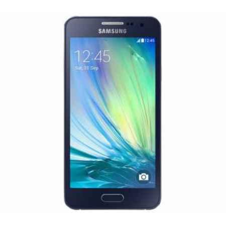 Купить Смартфон Samsung Galaxy A3 SM-A300F DS black SM-A300FZKDSER