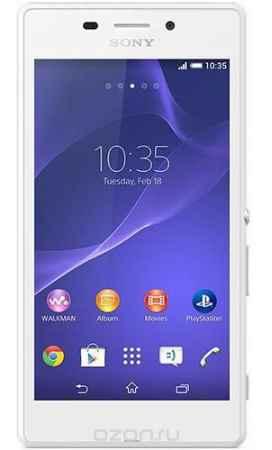 Купить Sony Xperia M4 Aqua Dual, White