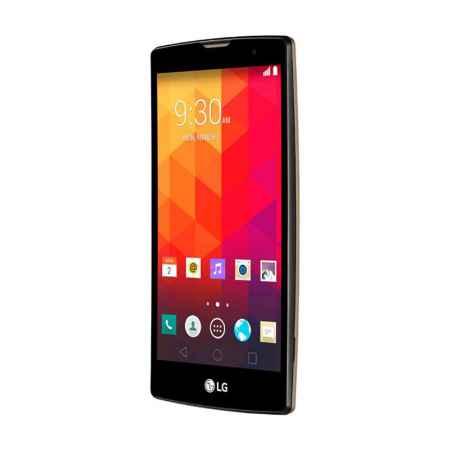 Купить Смартфон LG Magna H502F Black Gold