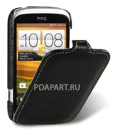 Купить Чехол HTC Desire C - Melkco Jacka Type черный