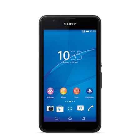 Купить Смартфон Sony Xperia E4g E2003 Black (12939062)