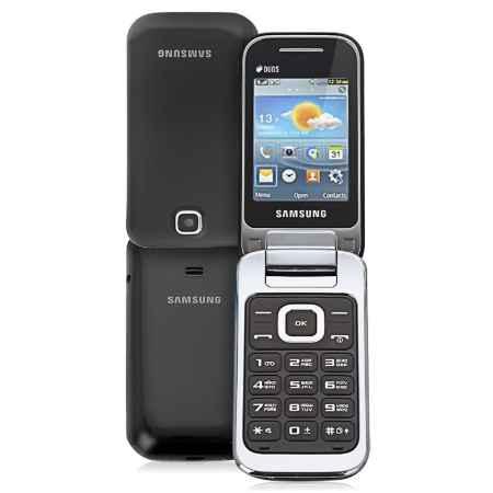 Купить Мобильный телефон Samsung GT-C3592 Colbalt Black