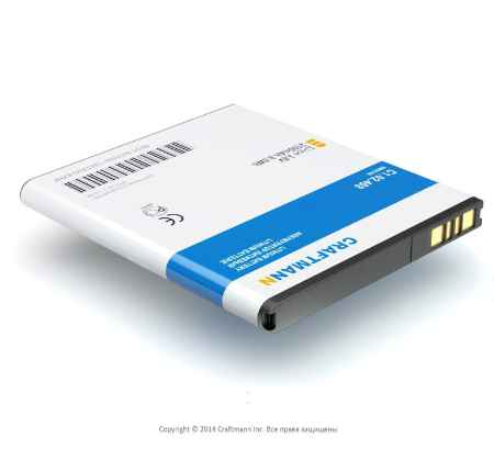 Купить Аккумулятор для HTC Desire 501, 601, 700 2100мАч Craftmann