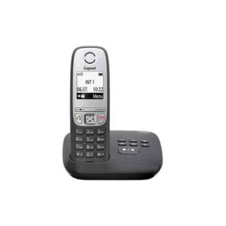 Купить Радиотелефон DECT Gigaset A415 черный