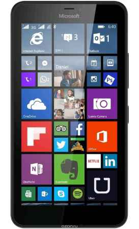 Купить Microsoft Lumia 640, Black