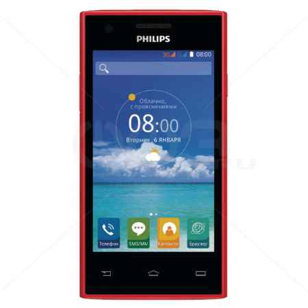 Купить Philips S309 Red
