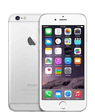 Купить Apple iPhone 6 64Gb MG482RU/A Silver