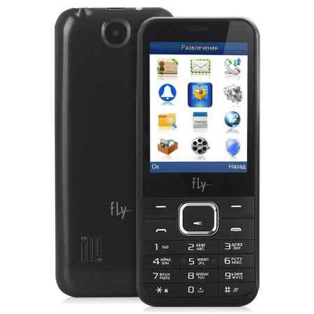 Купить Мобильный телефон Fly DS133 black