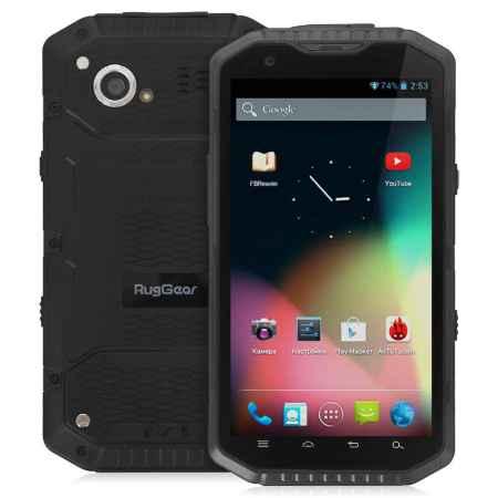 Купить Смартфон RugGear RG970 Partner, черный