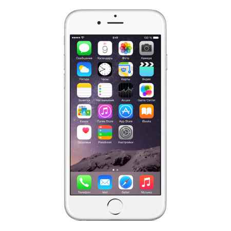 Купить Apple iPhone 6 64GB Silver (MG4H2RU/A)
