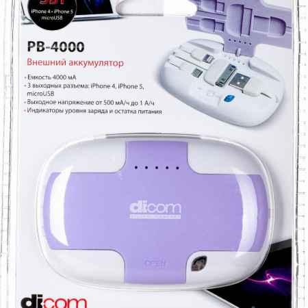 Купить Dicom Dicom PB-4000 4000 мАч