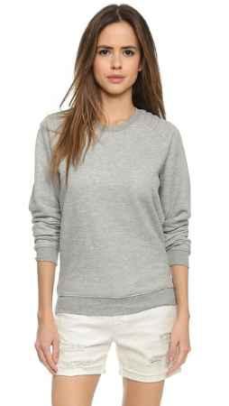Купить Zoe Karssen Свободный свитер с рукавами реглан
