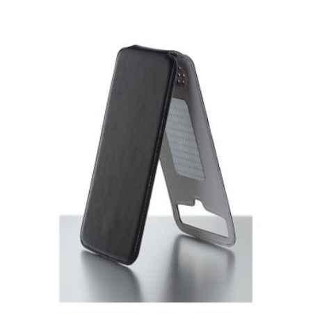 Купить Чехол универсальный iBox UNI-FLIP для телефонов 4.2-4.8 дюйма черный