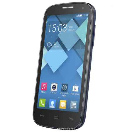 Купить Alcatel OT-5036D POP C5, Bluish Black