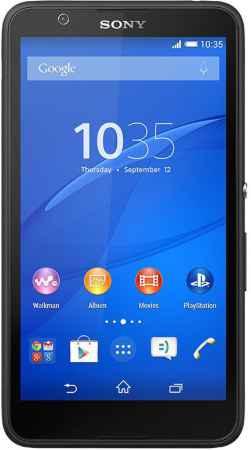 Купить Телефон Sony Xperia E4 Dual (Черный)