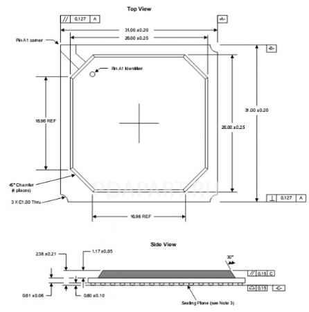 Купить Микросхема Intel FW82801DBM