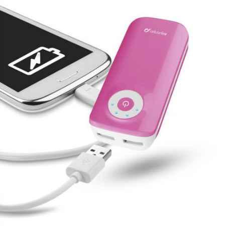 Купить Cellular Line FREEPOWER4400P Pink