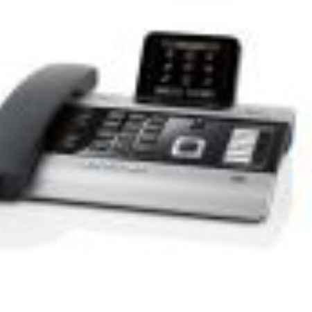 Купить IP/Dect/проводной телефон Gigaset DX800 A RUS Black