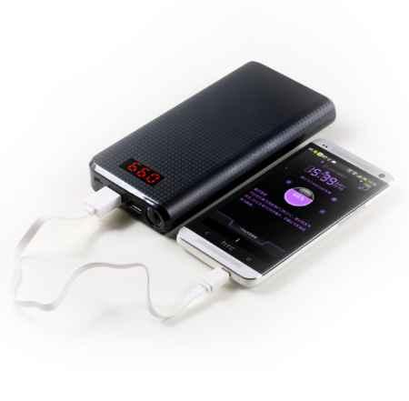 Купить Дополнительная батарея Proda Power 10000mAh (Black)