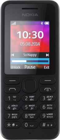 Купить Nokia 130 Dual SIM (черный)