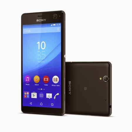 Купить Смартфон Sony Xperia C4 Dual E5333 Black