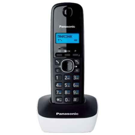 Купить Panasonic KX-TG1611RUW White