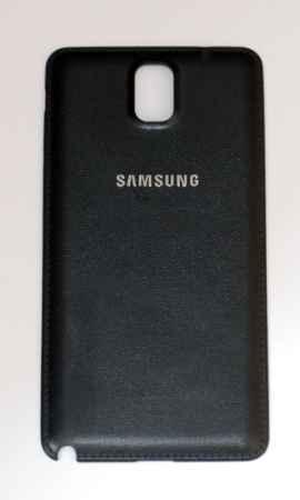 Купить Крышка аккумулятора Samsung Galaxy Note 3 N9000 черная